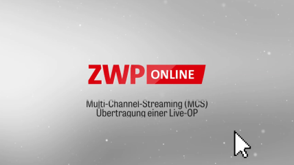 Multi-Channel-Streaming (MCS) – Übertragung einer Live-OP