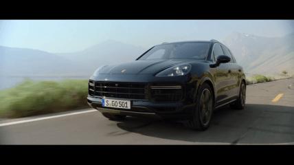Dental Life & Style: Der neue Porsche Cayenne Turbo