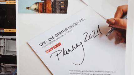 OEMUS MEDIAdaten-Triologie für 2021 für Print, Online und Event