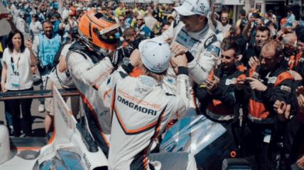 Porsche gewinnt das härteste Rennen der Welt