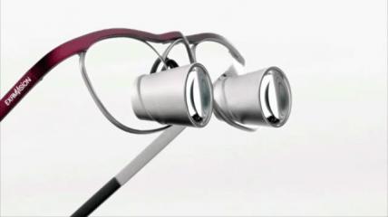 Präzisionslupenbrillen der Marke ExamVision für eine exzellente Sicht