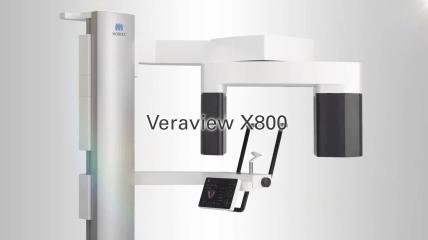 Veraview X800: Der Unterschied liegt im Detail