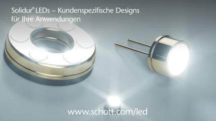 Vorteile von autoklavierbaren LEDs für medizintechnische Anwendungen