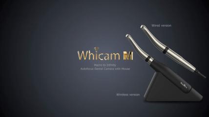 Whicam M Intraoralkamera für gestochen scharfe Bilder