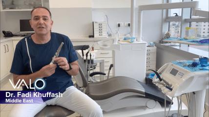 Zahnärzte über VALO by Ultradent Products